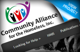ComAllHomeless Internet Marketing for Nonprofits