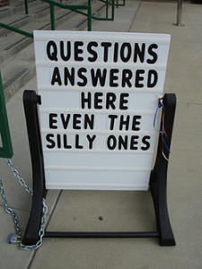Questions Answered