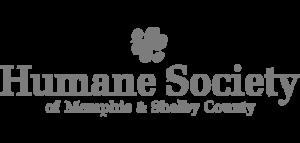 Humane Society of Memphis & Shelby County Logo